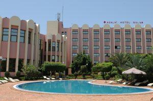 Azalaï Hôtel Salam à Bamako