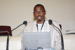 Mr Amara KOUYATE, Directeur des Ressources Humaines