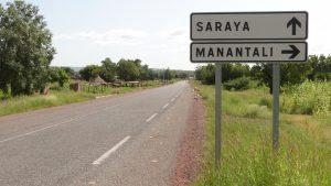 Route Kita – Saraya – Kédougou