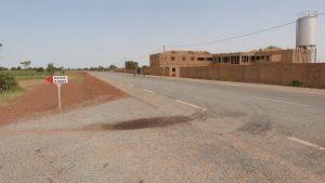 Route Niamey-Namaro (Niger)