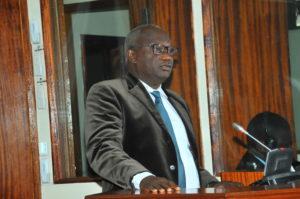 Mr TOURE- President AFRACA
