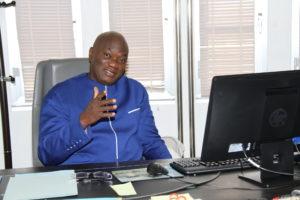 BASSARY TOURE, Vice-Président de la BOAD